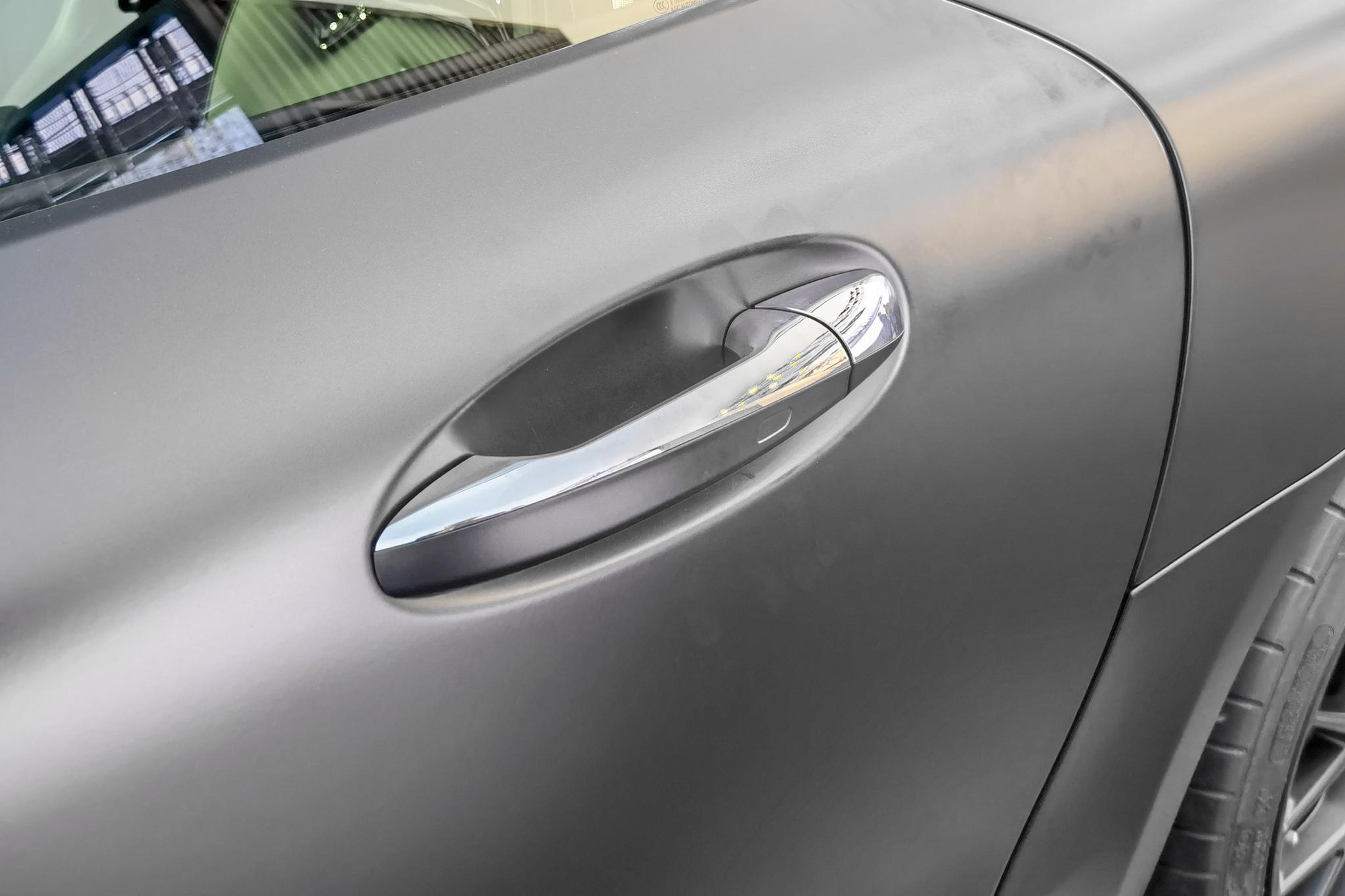 奔驰AMG GT外观图片