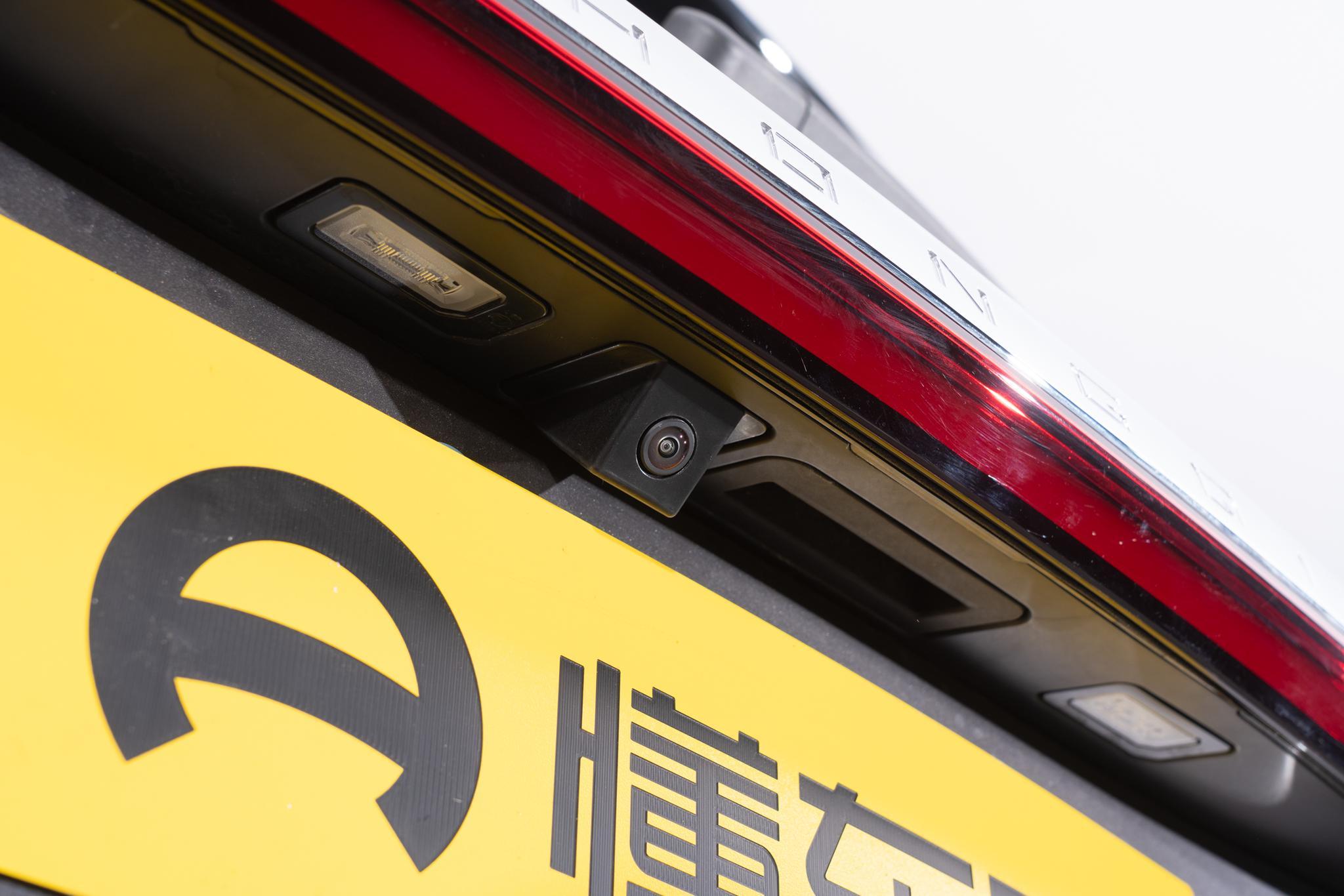红旗红旗E-HS9外观图片